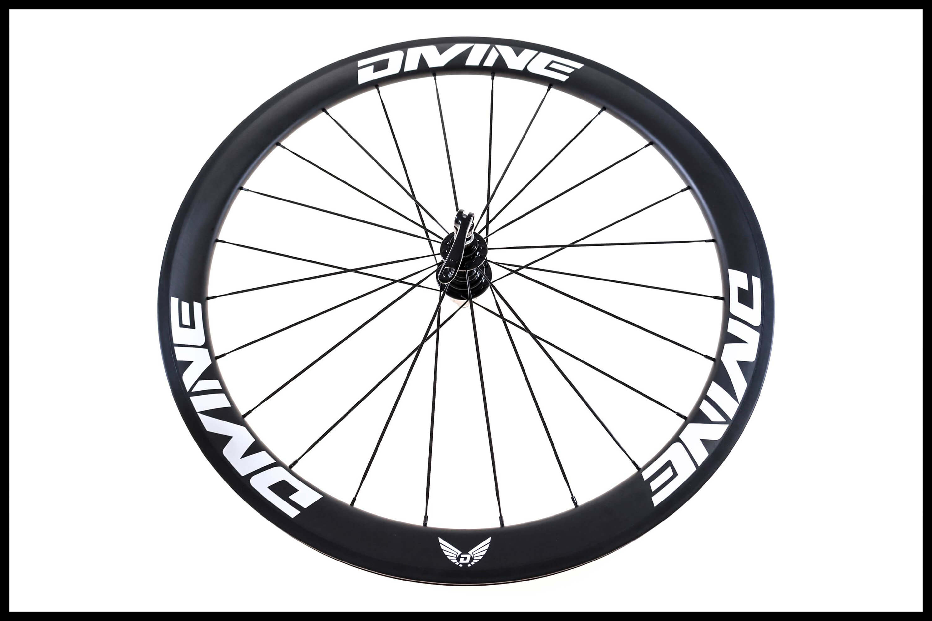 Carbon Road Bike Wheel | Divine Cycling