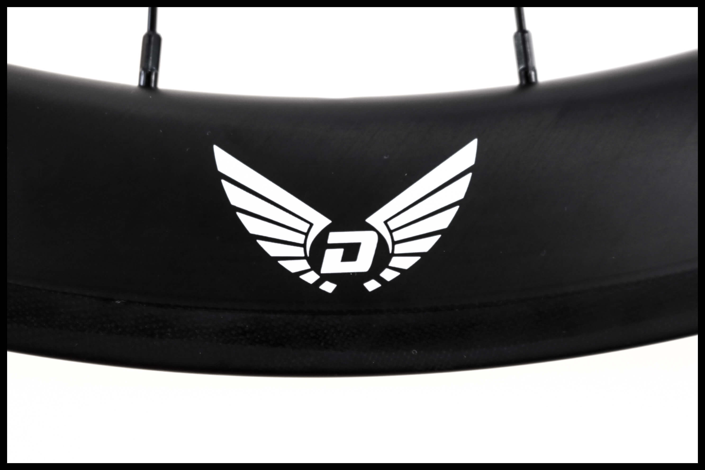 Divine Logo Road Bike Rim Close-up | Divine Cycling