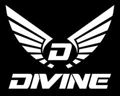DIVINE CYCLING | Supreme Carbon Wheels logo