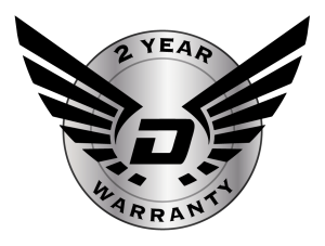 Warranty Label 2 Years Warranty | Divine Cycling